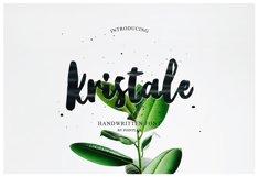 Kristale script Product Image 1