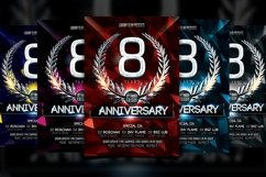 Anniversary Flyer Product Image 4