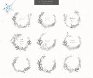Winter birds. Christmas Story. Product Image 6