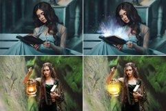 30 Magic Shine Photo Overlays Product Image 2