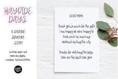 HANDWRITING FONT BUNDLE - Girly & Stylish Handwriting Fonts Product Image 3