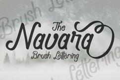 Navara Brush Font Product Image 1