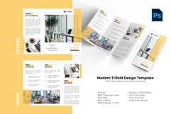 Update! Bundle 36 trifold brochure design templates Product Image 2