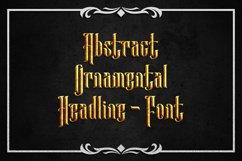 Anehena Typeface Product Image 2