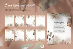 Monet Abstract Graphics Bundle Product Image 6