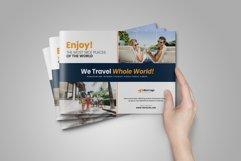 Holiday Travel Brochure Catalog Design v4 Product Image 5