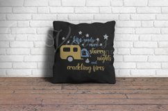 Camping design, starry nights and crackling fires Product Image 4