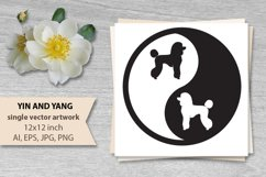 yin yang - vector Product Image 1