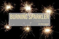 Bright Burning Sparklers Stock Photo Bundle Product Image 1