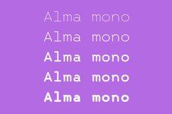 Alma Mono Product Image 2