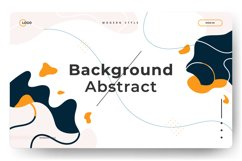 Abstract trendy background Product Image 4