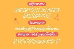 Bright Clones - Handwritten Font Product Image 4