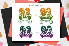 Rihana Monogram Product Image 7