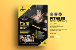 Fitness Flyer Product Image 1