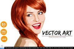 Vector Art - Photoshop Action Product Image 1