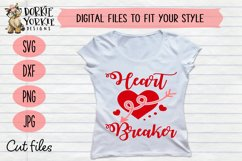 Life is better with you by my side BUNDLE - SVG Valentine Product Image 5