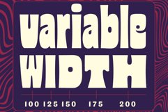 Glaw - Variable Fonts Product Image 5