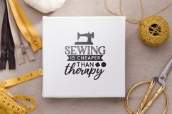 40 Sewing Quotes svg Bundle dxf eps png - sewing machine svg Product Image 4