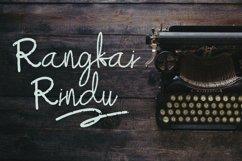 Mefika Vintage Script Font Product Image 5