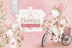 Bunnies In Love Product Image 1