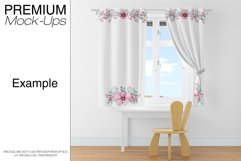 Kids Room - Curtains & Wall Set Product Image 3
