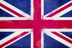 236 Grunge Flags Product Image 2