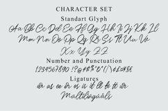 Lancar - Authentic Signature Font Product Image 4
