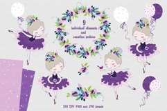 Collection of dancing ballerinas Product Image 2