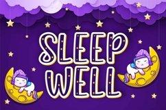 SLEEP WELL Product Image 1