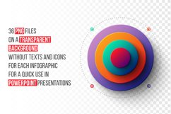 Gradient infographics templates Product Image 2