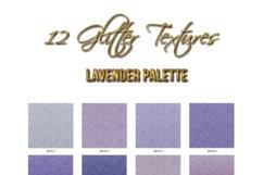 Lavender Palette Glitter Backgrounds Product Image 2