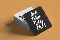 Abelossa - Brushpen Font Product Image 3
