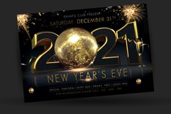 2021 New Year Flyer Product Image 3