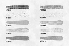 MID CENTURY BRUSHS FOR PROCREATE 5 Product Image 3