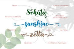 Creatie - A Lovely Modern Script Font Product Image 15