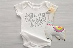 Web Font Childish Things - A Cute Hand-Lettered Font Product Image 3