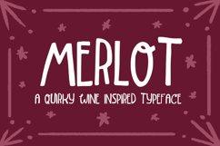 Merlot Font Product Image 1