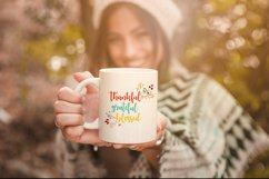 Thanksgiving Sublimation Designs, Thanksgiving SVG Designs Product Image 2