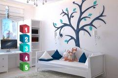 Color Cubes Font Product Image 2