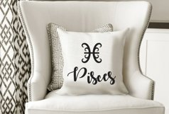 Astrology svg, zodiac signs svg, Zodiac Signs Cut Files Product Image 3