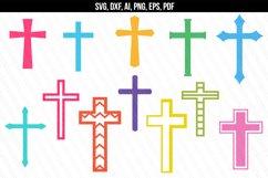 Christian cross Svg Product Image 1