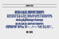 New Victoria - Modern Blackletter Font // Web Font Product Image 5