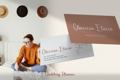 Ajuslly - Modern Calligraphy Font Product Image 5