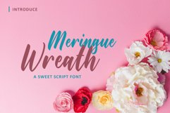 Maringue Wreath Product Image 1