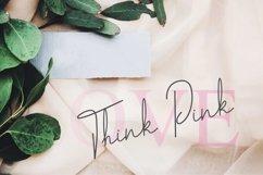 Cantilena - Signature Font Product Image 4