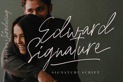 Edward Signature Script Product Image 1
