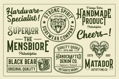 Grantmouth Font Duo Extras Product Image 6