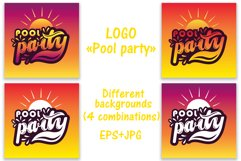 Party Bundle. Hand drawn lettering Product Image 6