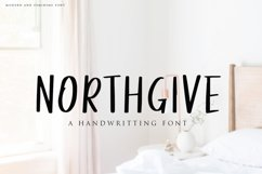 Northgive Font Product Image 1