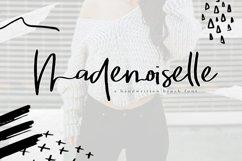 Mademoiselle - Chic Brush Font Product Image 1